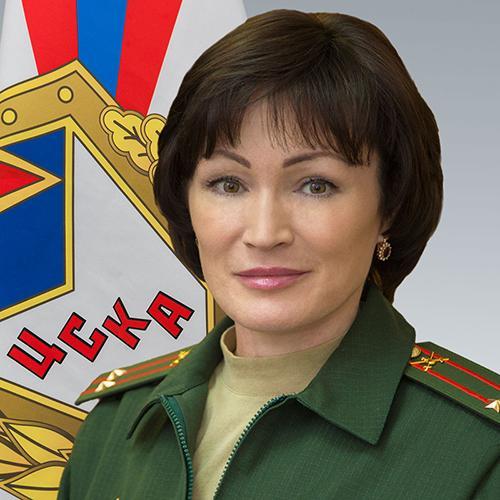 Светлана Ирековна Ишмуратова